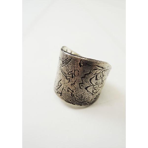 人気アイテム Indian Jewelry(インディアンジュエリー)TsunaiHaiya Indian Texturerized Ring #21号 Ring #21号, Smapho-Freak:71e1ca84 --- airmodconsu.dominiotemporario.com