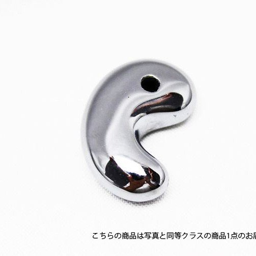 日本最安!最多のラインナップ!テラヘルツ勾玉 《rv》 パワーストーン 天然石 t324-1542|seian