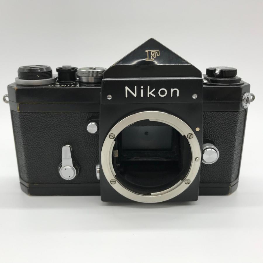 Nikon F Eyelevel Finder Black Paint NIKKOR-H Auto 28mm F3.5 ニコンF アイレベルファインダー ブラックペイント 黒塗り Fマウント|seibucamera|04