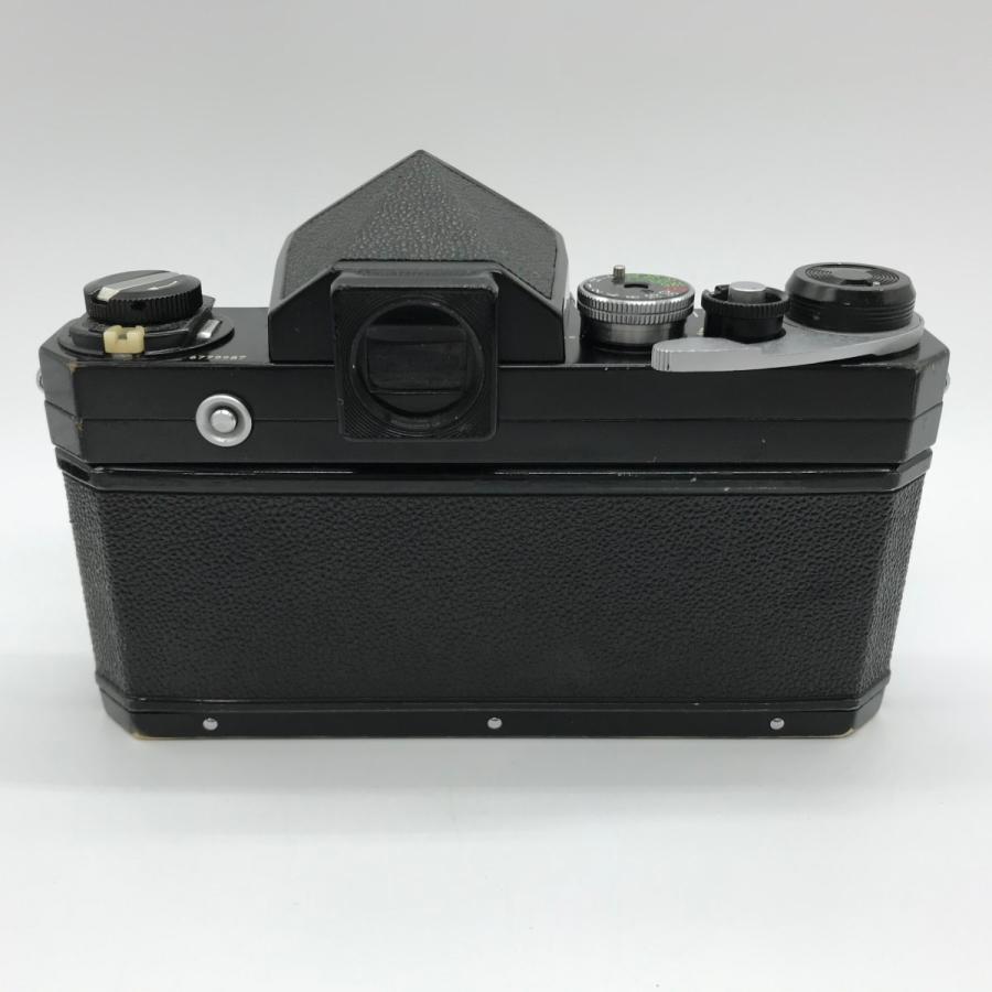 Nikon F Eyelevel Finder Black Paint NIKKOR-H Auto 28mm F3.5 ニコンF アイレベルファインダー ブラックペイント 黒塗り Fマウント|seibucamera|05