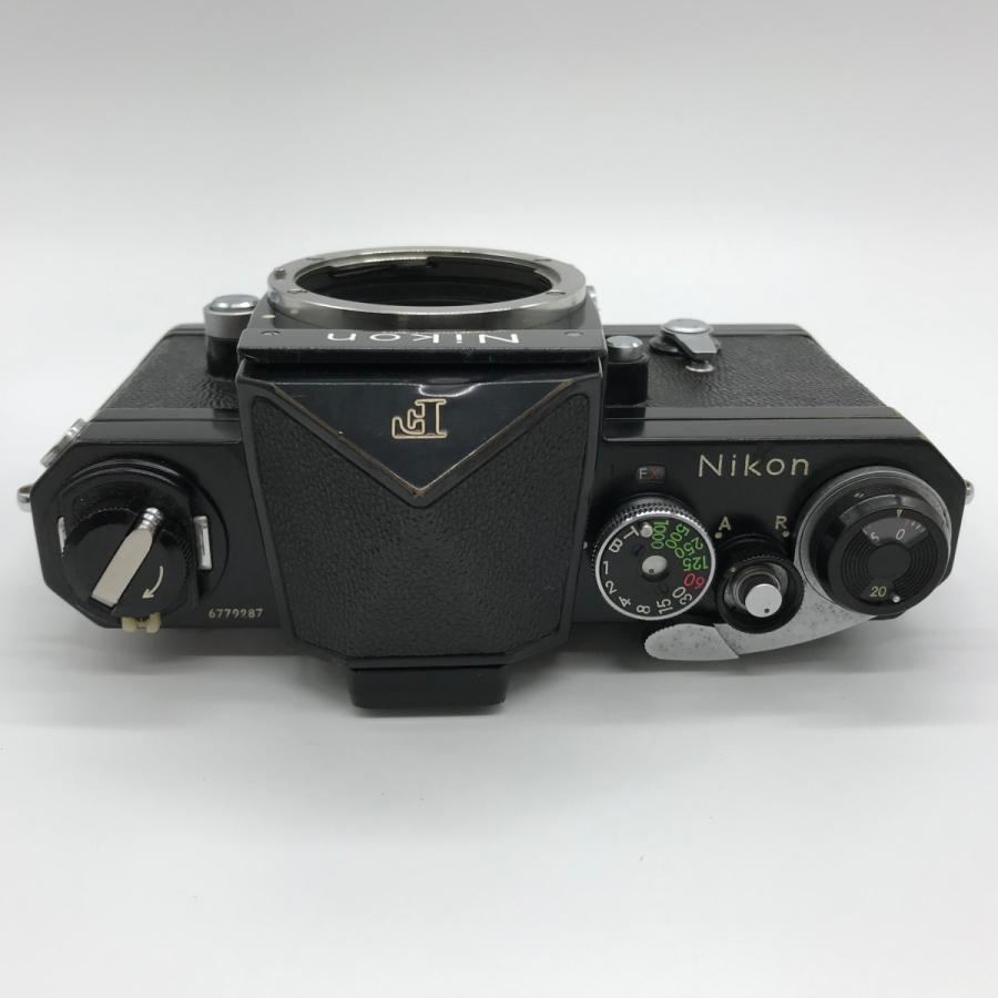 Nikon F Eyelevel Finder Black Paint NIKKOR-H Auto 28mm F3.5 ニコンF アイレベルファインダー ブラックペイント 黒塗り Fマウント|seibucamera|06