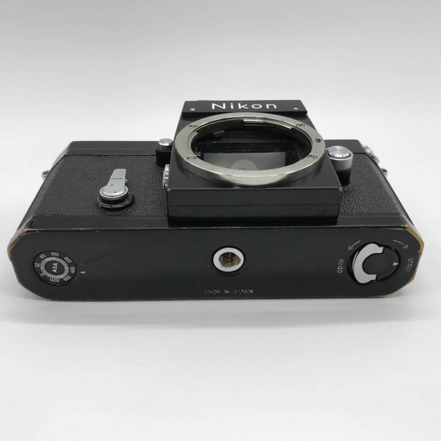 Nikon F Eyelevel Finder Black Paint NIKKOR-H Auto 28mm F3.5 ニコンF アイレベルファインダー ブラックペイント 黒塗り Fマウント|seibucamera|07