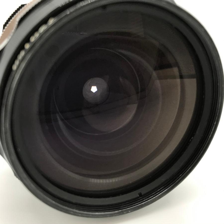 Nikon F Eyelevel Finder Black Paint NIKKOR-H Auto 28mm F3.5 ニコンF アイレベルファインダー ブラックペイント 黒塗り Fマウント|seibucamera|10