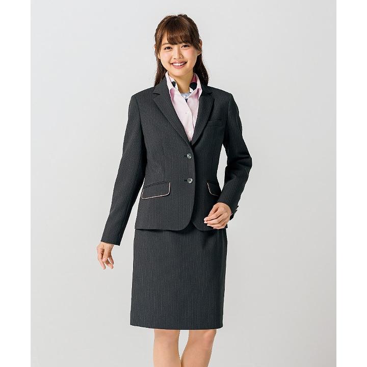 BONMAX ボンマックス AS2291 タイトスカート 5号〜15号 事務服 制服