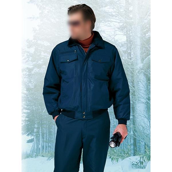 自重堂 9600 防寒ブルゾン(フード付) 4L・5L 作業服 作業服 作業服 防寒着 74c