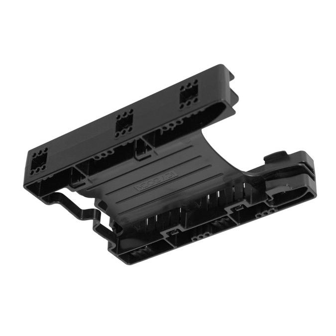 MB290SP-B EZ-Fit 3.5インチサイズ マウンタ 2 x 2.5インチ SSD HDD 搭載用|seijinshoji|02