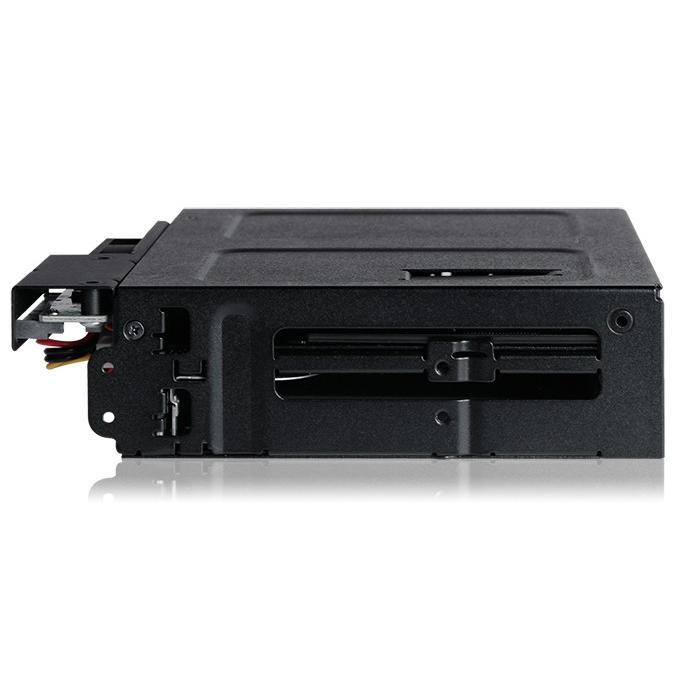MB602SPO-B ToughArmor  リムーバブルケース  1 x 5インチベイ に 1 x Slim ODD + 2 x 2.5 インチ SATA SAS HDD SSD 搭載|seijinshoji|05