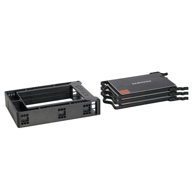 MB610SP EZ-FIT Trio 3.5インチサイズ マウンタ 3 x 2.5インチ SSD HDD 搭載用|seijinshoji|12