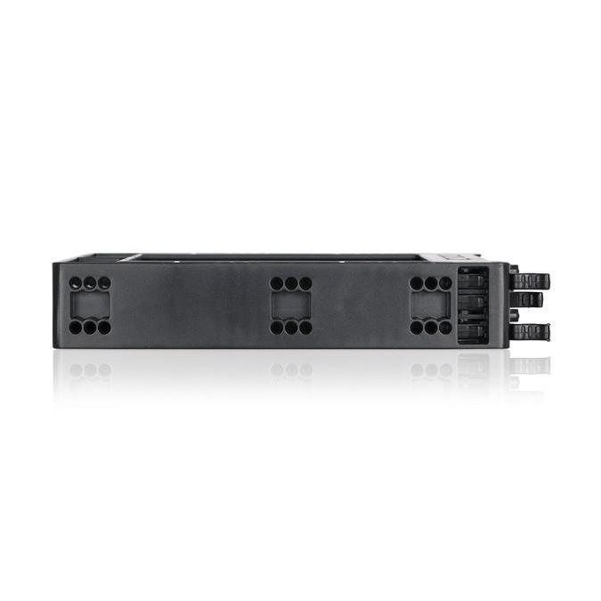 MB610SP EZ-FIT Trio 3.5インチサイズ マウンタ 3 x 2.5インチ SSD HDD 搭載用|seijinshoji|05