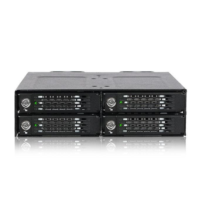 MB720M2K-B ToughArmor リムーバブルケース 1 x 5インチベイ に 4 x M.2 NVMe SSD 搭載 22110 対応|seijinshoji|02