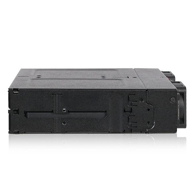 MB720M2K-B ToughArmor リムーバブルケース 1 x 5インチベイ に 4 x M.2 NVMe SSD 搭載 22110 対応|seijinshoji|04