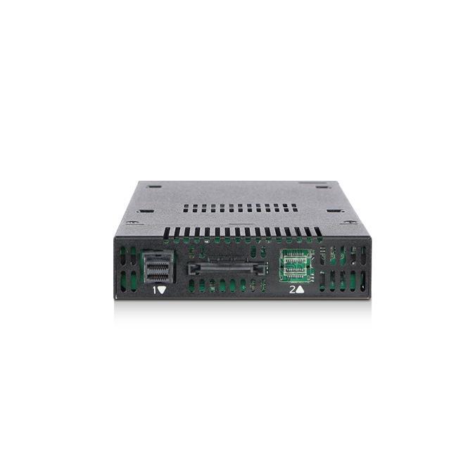 MB833M2K-B ToughArmor リムーバブルケース 1 x 3.5インチベイ に 1 x M.2 NVMe SSD 搭載 22110 対応 seijinshoji 06