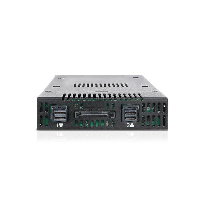 MB834M2K-B ToughArmor リムーバブルケース 1 x 3.5インチベイ に 2 x M.2 NVMe SSD 搭載 22110 対応|seijinshoji|06