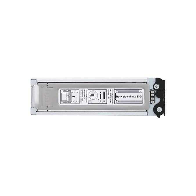 MB840M2P-B ToughArmor M.2 NVMe SSD リムーバブルケース PCIe 3.0 x4 32Gbps m.2 SSD を PCI eスロット に|seijinshoji|14