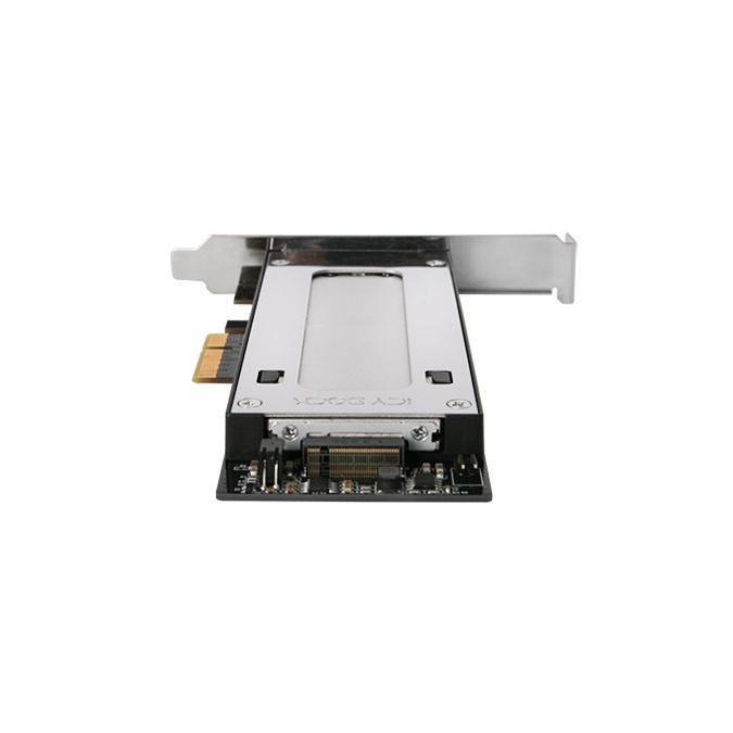 MB840M2P-B ToughArmor M.2 NVMe SSD リムーバブルケース PCIe 3.0 x4 32Gbps m.2 SSD を PCI eスロット に|seijinshoji|15