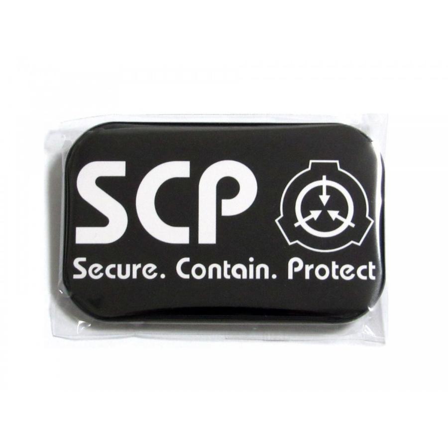 SCP財団 識別章 Type-C 黒|seikastore