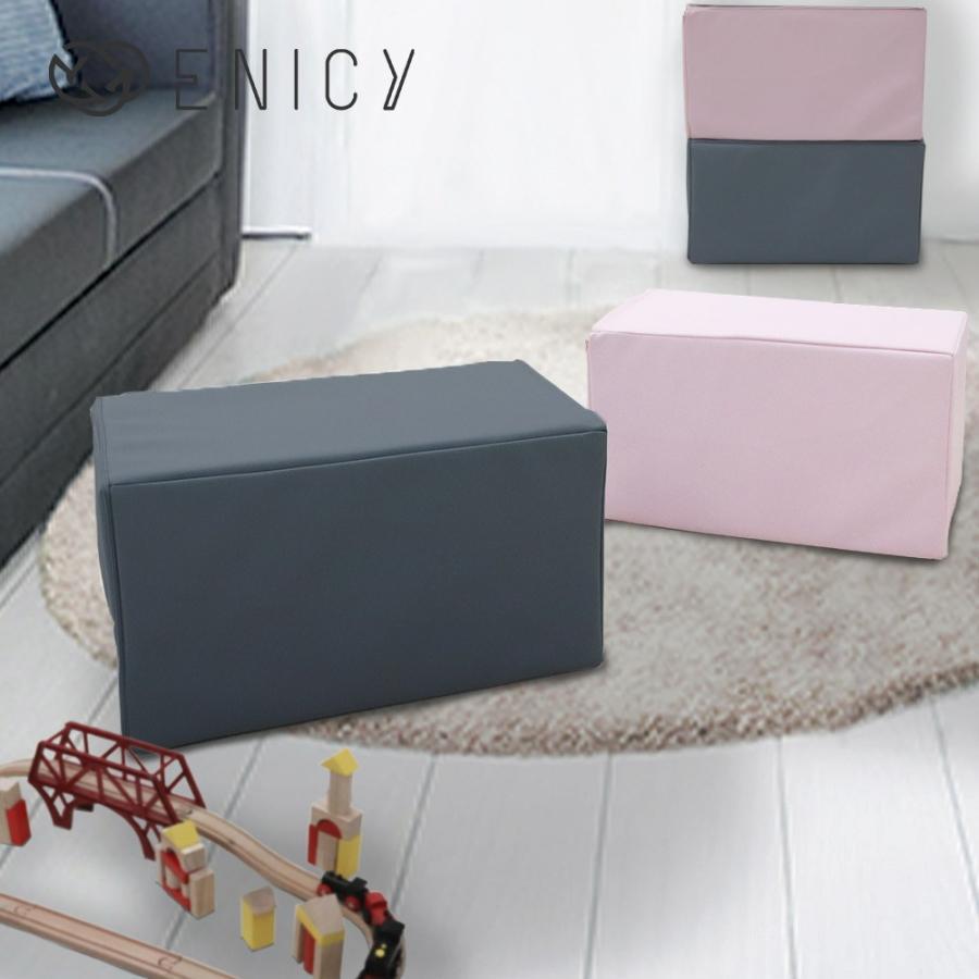 キッズブロック 長方形 4個セット   キッズコーナー ブロック クッション フロアマット プレイマット マット 赤ちゃん つかまり立ち 子ども 転倒防止