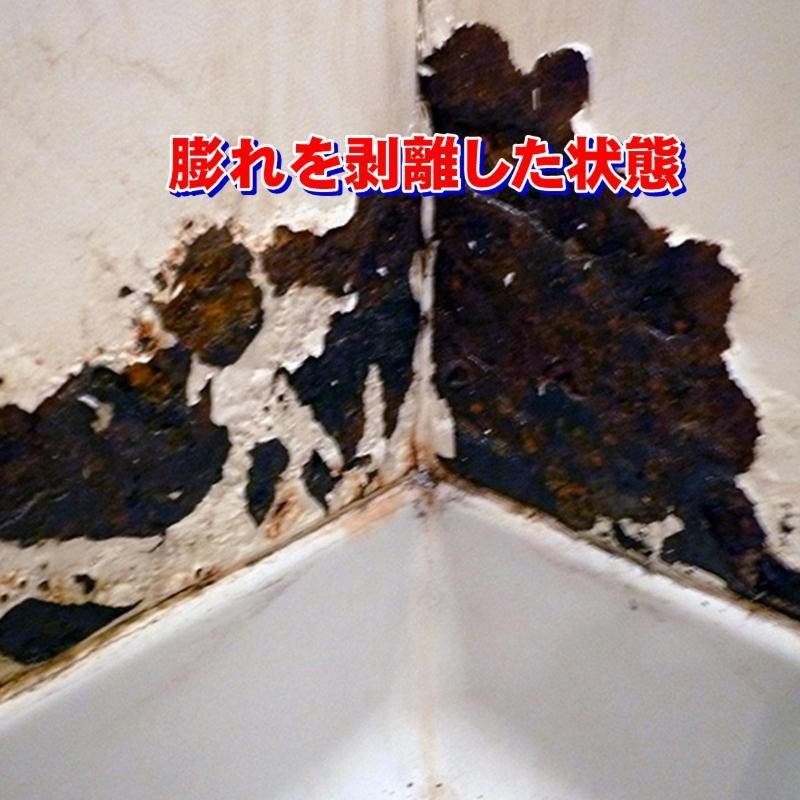 ユニットバス腰下腐食部分巾木パネル2枚入り seikatu 04