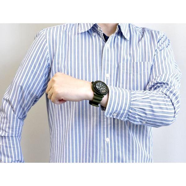 逆輸入 SEIKO PROSPEX STREET SERIES ストリートシリーズ ソーラー DIVER's200m メンズ 腕時計 ツナ缶 オリーブグリーンダイアル SNE535P1 seiko3s 04