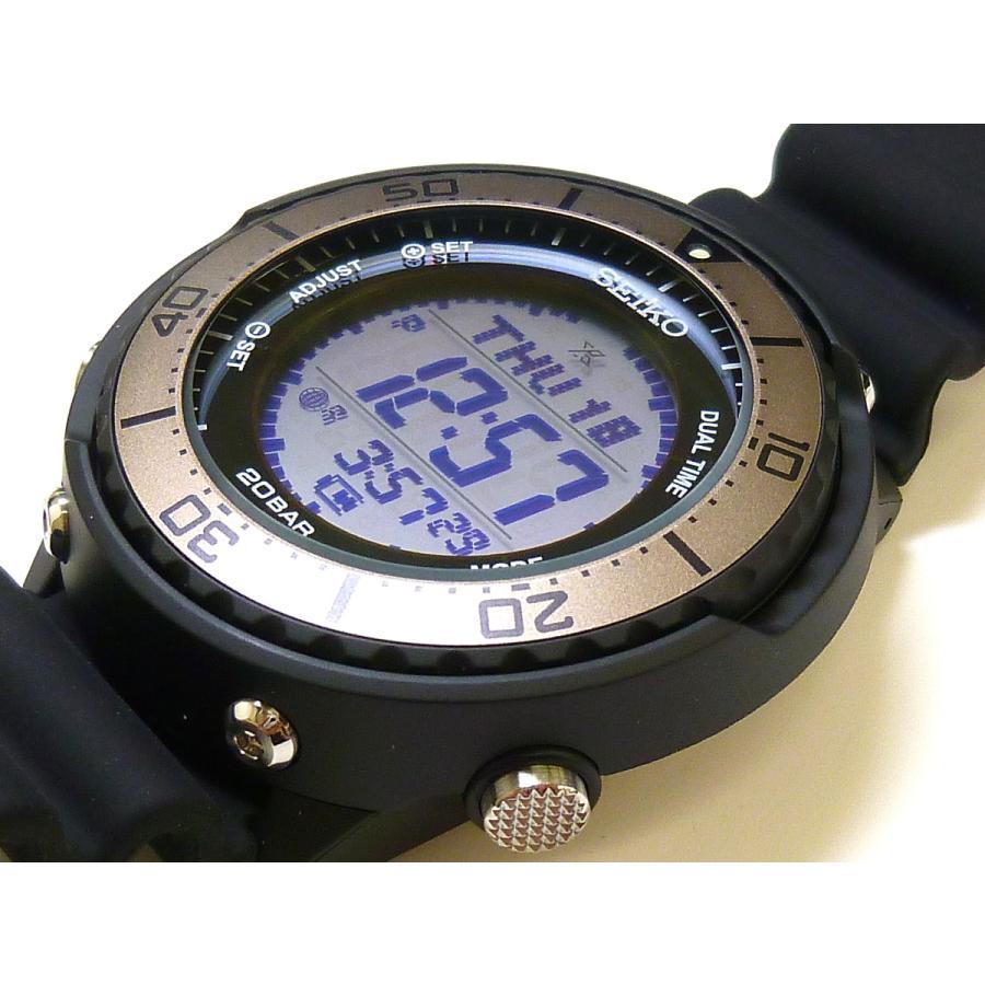☆新品正規品☆『SEIKO PROSPEX FIELDMASTER』セイコー プロスペックス LOWERCASE プロデュースモデル ソーラー腕時計 SBEP023【送料無料】|seikodo-watch|02