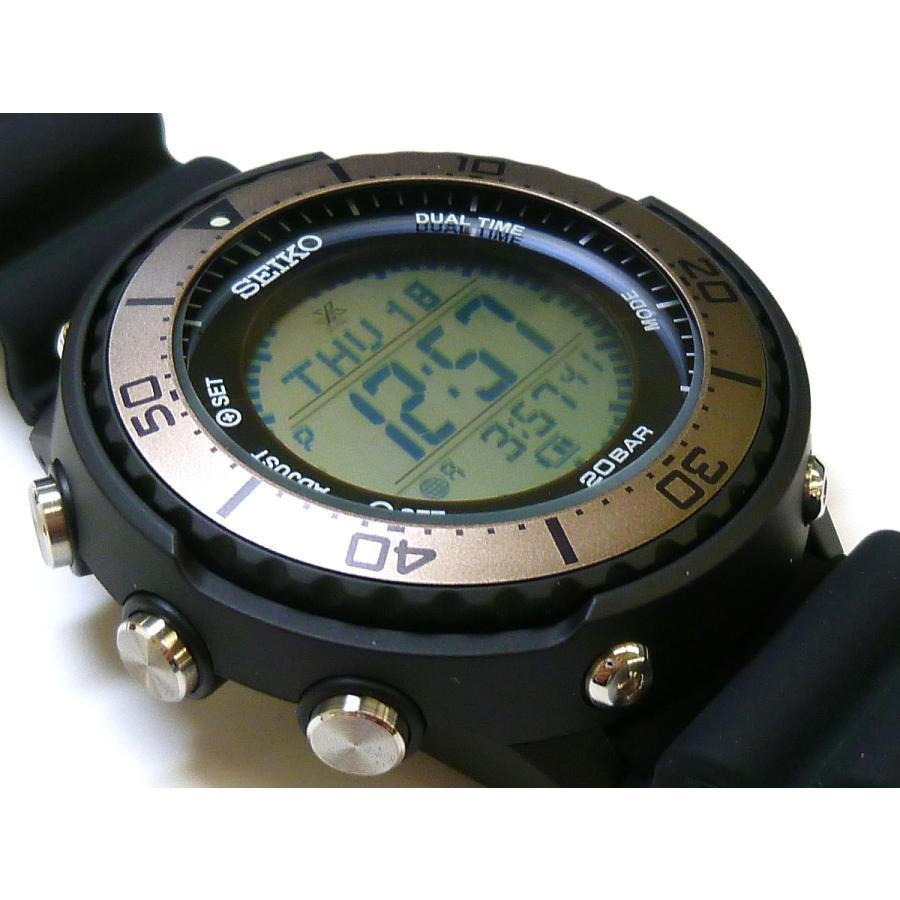 ☆新品正規品☆『SEIKO PROSPEX FIELDMASTER』セイコー プロスペックス LOWERCASE プロデュースモデル ソーラー腕時計 SBEP023【送料無料】|seikodo-watch|03
