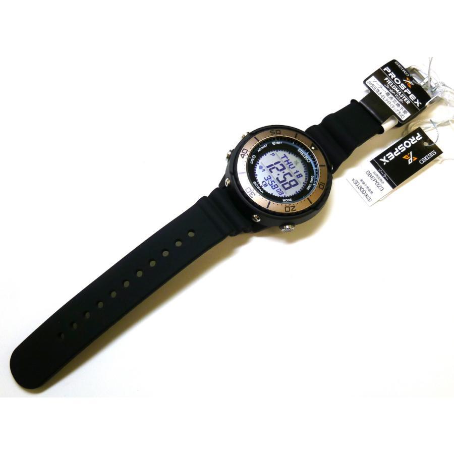 ☆新品正規品☆『SEIKO PROSPEX FIELDMASTER』セイコー プロスペックス LOWERCASE プロデュースモデル ソーラー腕時計 SBEP023【送料無料】|seikodo-watch|05