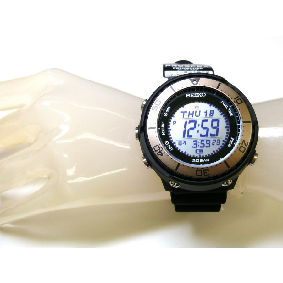 ☆新品正規品☆『SEIKO PROSPEX FIELDMASTER』セイコー プロスペックス LOWERCASE プロデュースモデル ソーラー腕時計 SBEP023【送料無料】|seikodo-watch|09