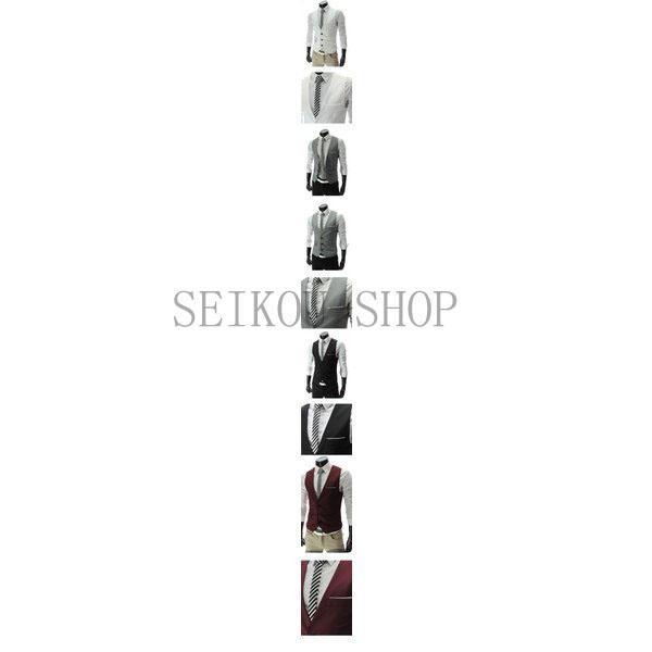 フォーマルベスト メンズ 黒 ベスト レディース スーツベスト 黒ベスト ソムリエベスト 礼服 オフィス 結婚式メンズ ビジネス 通勤 紳士|seikou-shop|07