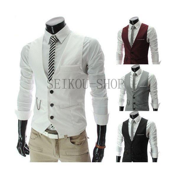 フォーマルベスト メンズ 黒 ベスト レディース スーツベスト 黒ベスト ソムリエベスト 礼服 オフィス 結婚式メンズ ビジネス 通勤 紳士|seikou-shop|10