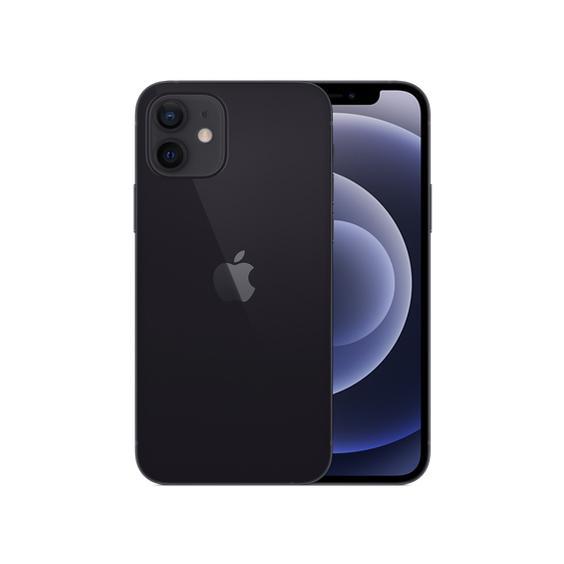 セイモバイル 国内SIMフリーiPhone 12 64GB ブラック オープニング 大放出セール A 新品未使用品 MGHN3J チープ