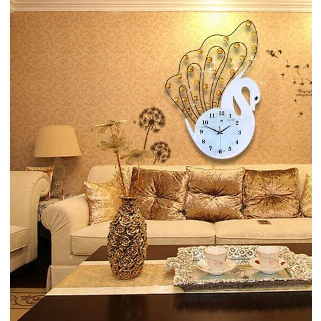 壁掛け時計 掛け時計 かけ時計 おしゃれ 壁飾り 北欧 おしゃれ ウォールクロック プレゼント ギフト  北欧芸術風 qw197