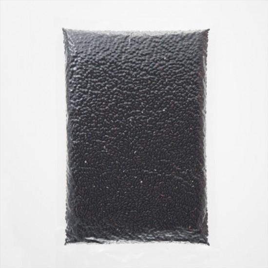 黒米 1kg 送料無料 雑穀のマイスターが厳選したおいしい黒米 アントシアニン豊富|sekainoyamgen|03