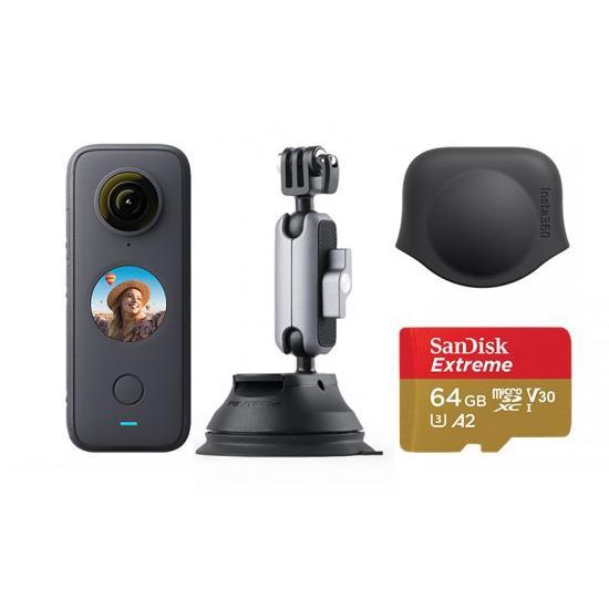 WEB限定 Insta360 ONE X2 営業 360度撮影セット 手ぶらで簡単