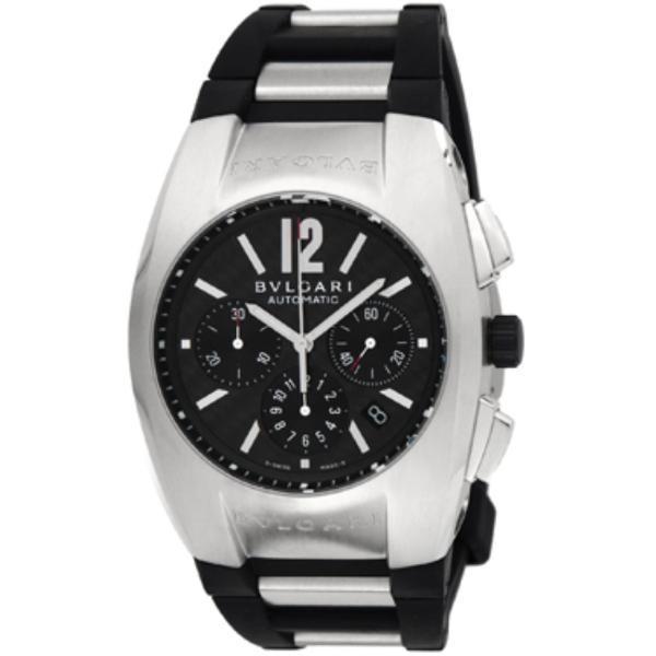 【爆買い!】 BVLGARI エルゴン ブルガリ 腕時計 メンズ メンズ 腕時計 エルゴン カーボンブラック EG40BSVDCH, 富士見町:4e55fe8e --- airmodconsu.dominiotemporario.com