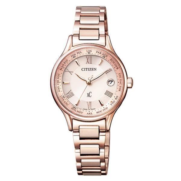 【ギフ_包装】 シチズン CITIZEN 腕時計 レディース XC EC1164-53W クロスシー, S.sakamoto 2e51d67e