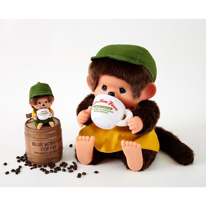 Mon Mon Farm コーヒー モンチッチ 顔でかSSキーチェーン 男の子|sekiguchi-shop|07