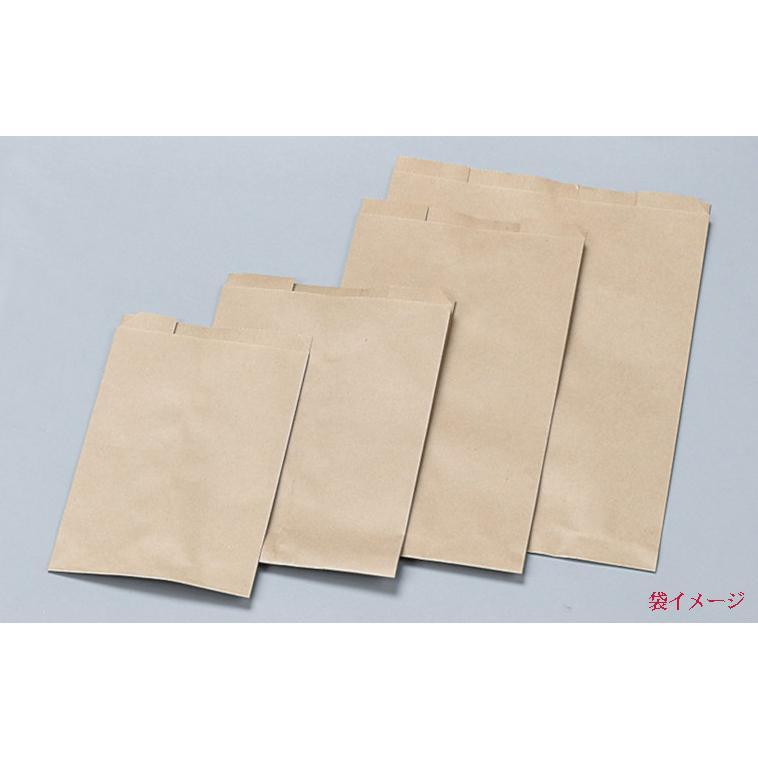 ニュー耐油袋 未晒G-特小 500枚入 sekiyama