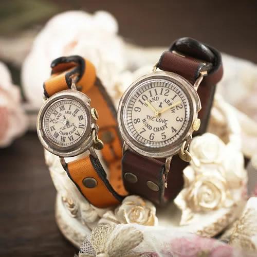 ペアウォッチ JHA カップル 人気 セット 腕時計 セイコー製クォーツムーブメント 手作り ハンドメイド THE LOVE four|select-alei