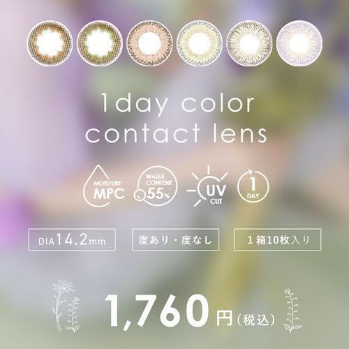 スリーラブベリー / 3LOVE BERRY ワンデー 1箱10枚入り(度あり・度なし/DIA14.5mm)|select-eyes|02
