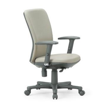 送料無料 ミドルバックタイプオフィスチェア・可動肘付き 組立品 事務椅子・ミーティングチェアチェア/椅子 事務椅子・ミーティングチェアチェア/椅子 メーカー品 肘付き 素材・カラー選べます