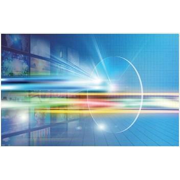 非球面レンズ 屈折率:1.60 スーパーブルーライトカットレンズ(UV420カット 撥水・汚れ防止コート付き) NIPPONLENS BlueTech 60AS つるつるコート|select-s432