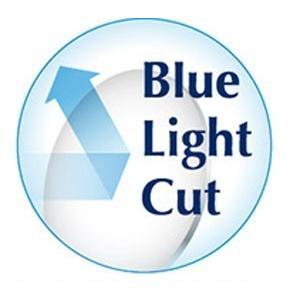 非球面レンズ 屈折率:1.60 ブルーライトカットレンズ(UV400 撥水・汚れ防止コート付き) HOYA SL982BP-H|select-s432