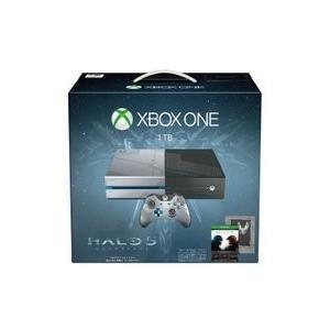 XboxOne本体 1TB (Halo 5: Guardians) リミテッド エディション