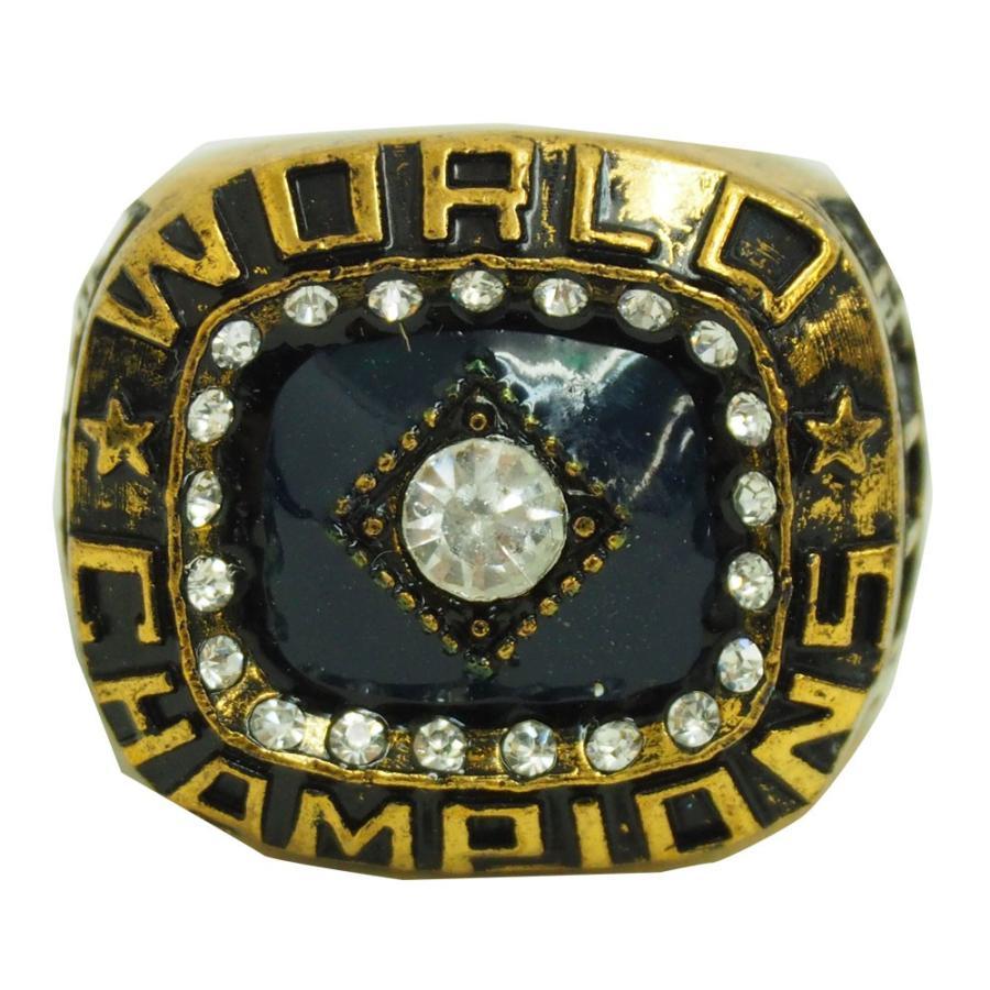 MLB ヤンキース 1978 ワールドシリーズ レプリカチャンピオンリング SGA レアアイテム【1909プレミア】