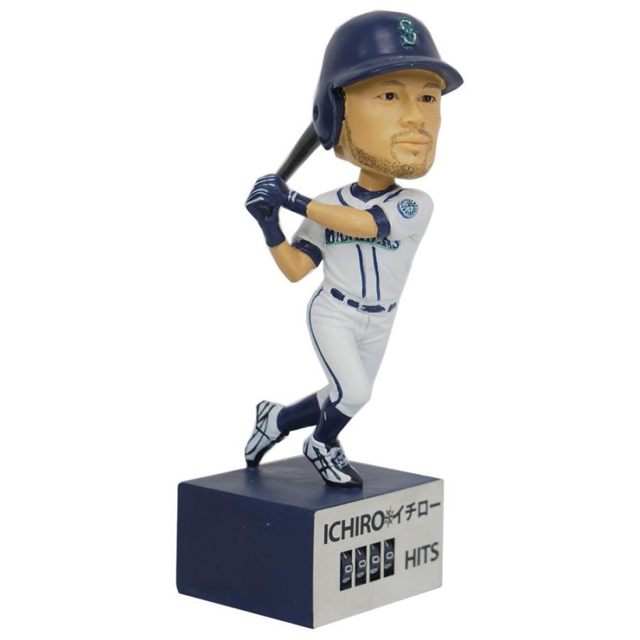 MLB マリナーズ イチロー 2011年度 球場配布限定 カウンター付き ボブルヘッドフィギュア SGA レアアイテム【1910価格変更】