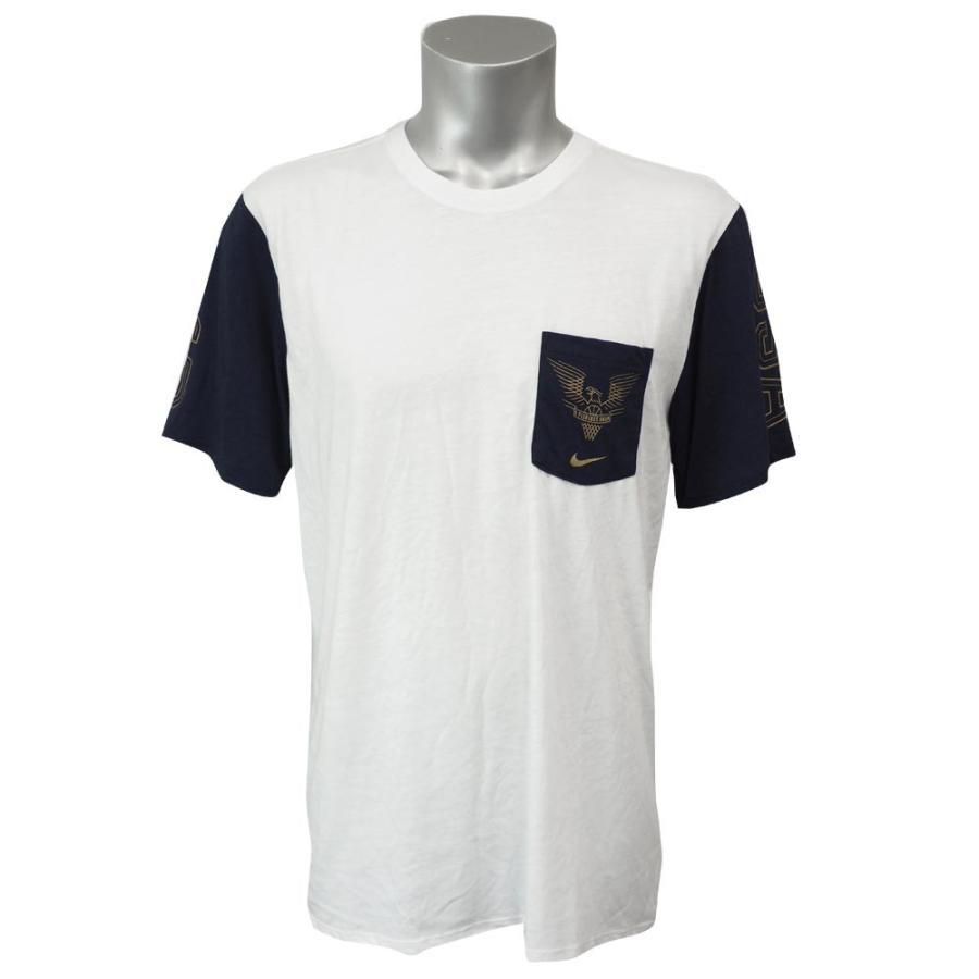 ナイキ レブロン/Nike LEBRON レブロン・ジェイムス USA リミテッド・エディション ゴールドヒーロー Tシャツ ナイキ/Nike 768827-105 レアアイテム