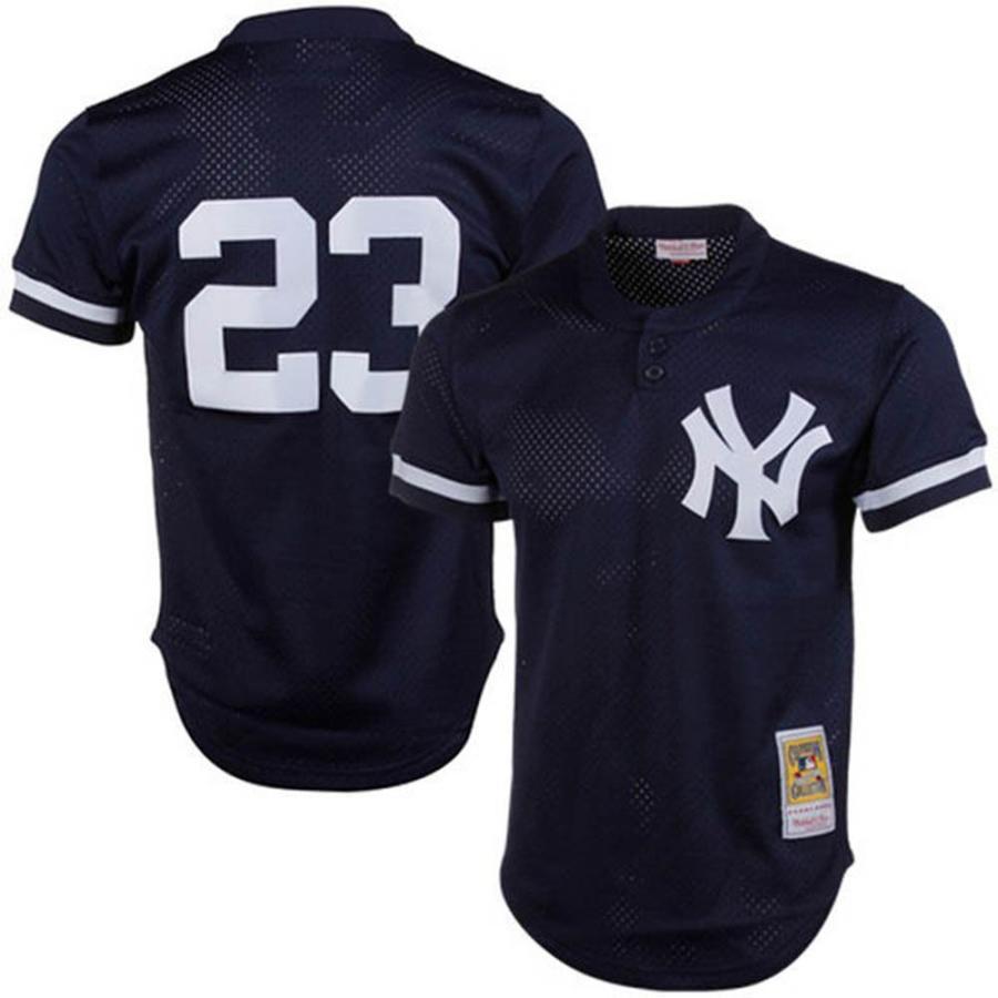 【お得】 MLB MLB ヤンキース ドン Ness・マッティングリー ユニフォーム &/ジャージ 1995 クーパーズタウン ミッチェル&ネス/Mitchell & Ness, APNショップ:7ea531cb --- airmodconsu.dominiotemporario.com