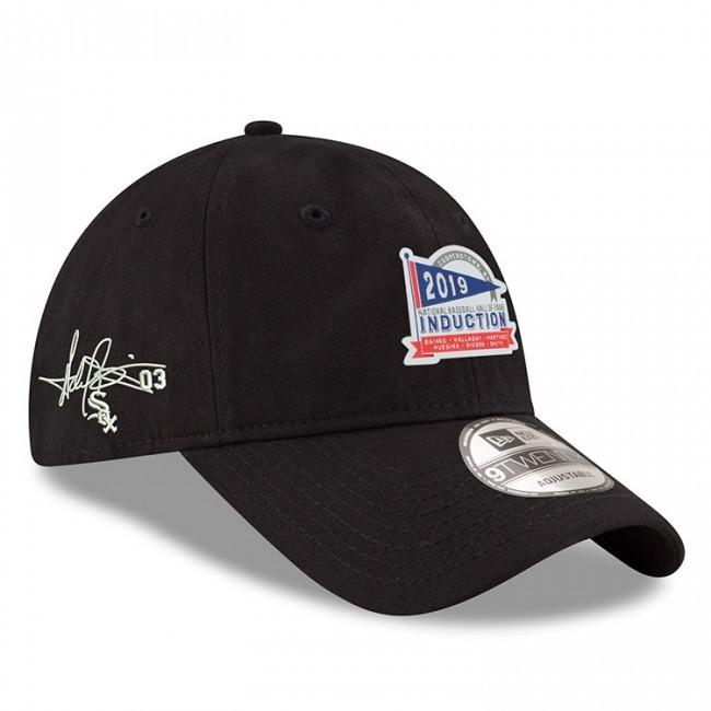 ハロルド・ベインズ キャップ 帽子 ホワイトソックス MLB シグネチャー アジャスタブル ニューエラ/New Era