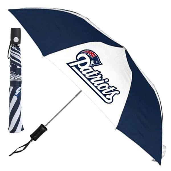 NFL ペイトリオッツ 折り畳み傘 totes Umbrella Auto Folding