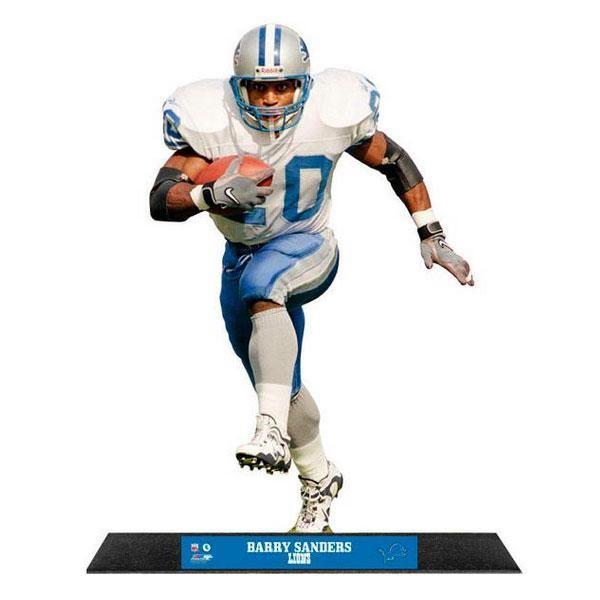 NFL ライオンズ バリー・サンダース フォト ファイル/Photo File Photo Standz